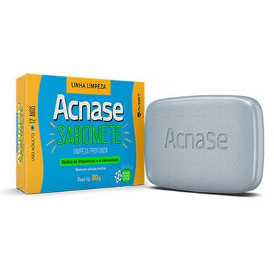 Sabonete Acnase Limpeza Profunda com 80g