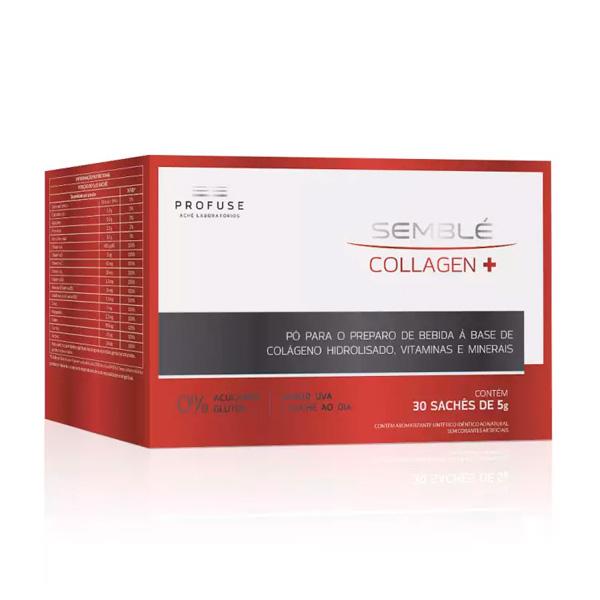Semblé Collagen 30 Sachês