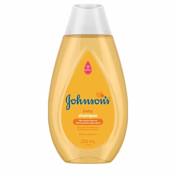 Shampoo Johnson's Baby Regular com 200...