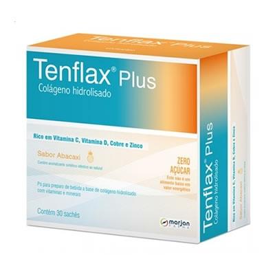 Tenflax Plus com 30 Sachês de 11g