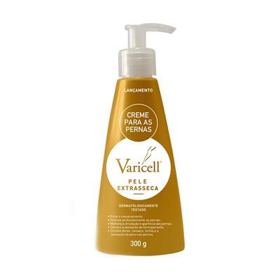 Varicell Creme para Pele Extrasseca 300g